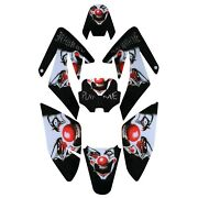 Decals Graphics Stickers For Honda Crf70 Crf70f Pit Dirt Bike New
