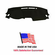Black Carpet Dash Cover Mat 2018-2019 Honda Accord Without Heads Up Display