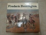Frederic Remington By Peter Hassrick 1973, Hardcover, Vgc,