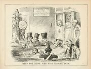 1844 Punch Cartoon Baths For Those Who Most Require Them Attorneys Sheriffs Andc