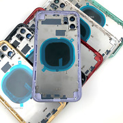 Back Housing Battery Glass Rear Cover Frame Replacement For Iphone 11 Pro Max