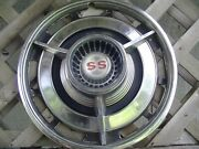 1 Vintage Classic 1963 1964 Chevrolet Chevy Ss Belair Impala Hubcap Wheel Cover