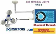 New Tmi C-3 Led Surgical Lights For Surgical Operation Theater Operating Lamp @q