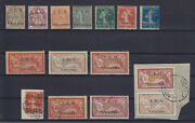 Syria Syrie 1919 Yvert 1-10 Mlh And Duplications Yvert Andeuro 2250-