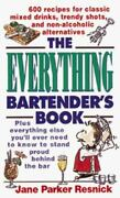 Everything Bartenderand039s Book 600 Recipes For Classic Mixed Drinks Trendy...
