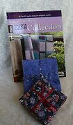 Quilt Easy Collection Fons And Porter W/ Charm Packs 55 Of 4 And 55 Of 5 Squares