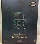 Hot Toys Captain Jack Sparrow Pirates Of The Caribbean Action Figure