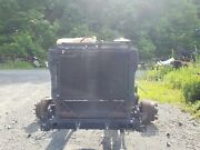 2017 Kenworth T680 Cooling Pack - Radiator - Charge Air Cooler- Condenser
