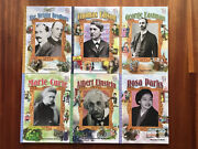 History Maker Bios Wright Bros/edison/george Eastman/curie/einstein/rosa Parks