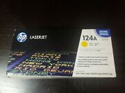 Hp 124a   Q6002a   Toner Cartridge   Yellow   2000 Pages
