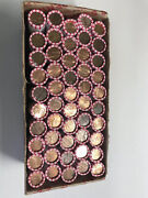 1 Lincoln Cent Sealed Bank Box 50 Rolls- 25 Fv Circulated N.f. String