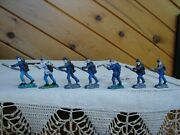 Antique/vintage Lot Of 15 Lead Soldiers Civil War Ww1 Scotsmen See All Photos