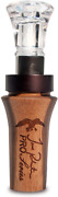 Duck Commander Jase Robertson Pro Series Duck Call, Tiger Wood- Double Reed High