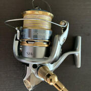Shimano Biomaster Sw4000xg Spinning Reel Used From Japan F/s