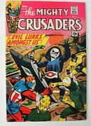 Mighty Crusaders 1965 Mighty Comics Series 3 In Vf+ Shape