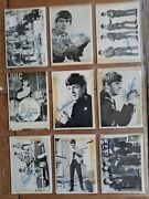 Vintage Topps Beatles Cards Lot Of 125 Cards Series 1 And 3. Free Shipping