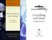 David Foster Wallacesignedeverything And More1st/1st Hc Rare Beautiful