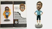 New Sealed 2020 Steel City Pittsburgh Dad Kennywood Bobblehead Doll Le /750