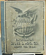 Excelsior Stove National Stoves And Ranges Catalog 20 1907 And Price List Antique