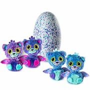 Hatchimals Surprise - Peacat - Hatching Egg With Surprise Twin Interactive Cr...