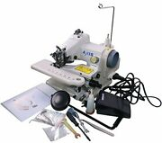 Axis 500-1 Portable Blind Stitch Hemming Machines Alterations Hem Pants - Dre...