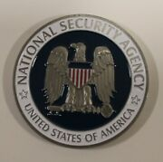 National Security Agency Nsa/css Defending Our Nation Challenge Coin