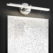 Led Wall Surface Mounted Fixture Mirror Front Vanity Light Bedroom Bathroom Gold