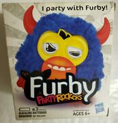 Hasbro Furby Party Rockers Furby App Interactive Speaks And Lights Up Nip