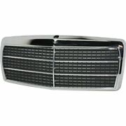New For Mercedes-benz 190e 190d Front Grille Fits 1984-1993 Mb1200103 2018800783