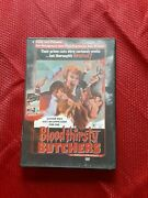 Bloodthirsty Butchers / The Rats Are Coming Dvd Video Kart Very Good Condition