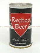 1960s Indiana Associated Redtop Red Top Beer Tab Top Can Tavern Trove