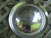 One Vintage 1953 53 Chevrolet Chevy Impala Bel Air Nomad Wheel Cover Hubcap