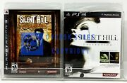 Silent Hill Hd Collection + Homecoming - Ps3 - Brand New | Factory Sealed