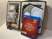 Disney Infinity 3.0 Star Wars Starter Pack - Complete - Playstation 4 Ps4
