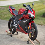 Injection Fairing Matte Black Abs Kit Fit For Yamaha 2007 2008 Yzf R1 W004