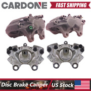 For 1993 Mercedes-benz 300sd Front Rear Kit Disc Brake Calipers - Cardone 4pcs