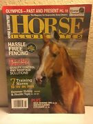 Horse Illustrated Magazine August 2008 Fencing, Hay Report, Training Moves