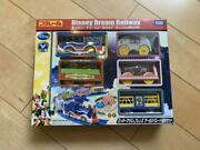 Disney Dream Railway Mickey Mouse And Friends Train Circus Parade Set