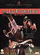 Martial Arts Theater 2 Pack Leg Fighters And 18 Secrets Of Kung Fu Free Shipping