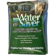 Water Saver Seed Grass 25 Lb Turf Type Tall Fescue Rtf Weed Free Resealable Bag
