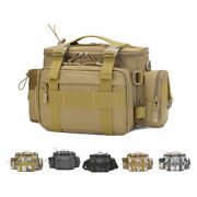 Sirius Survival Easy Access Shoulder And Waist Fishing Tackle Bag - 6 Colors