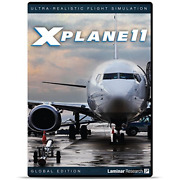 Official Version - X-plane 11 Global Flight Simulator Pc Mac And Linux