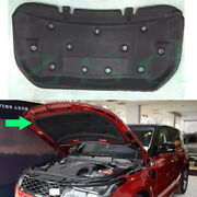 Hood-insulation Pad Liner Heat Shield For Land Rover Range Rover Sport 2014-2019