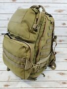 S.o. Tech Mission Medical Pack Pack Only Coyote Brown Mpmd Large Med Trauma