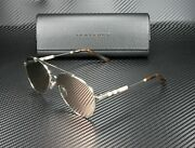 Be3092q 11674z Brushed Lt Gold Grey Rose Gold 57 Mm Womenand039s Sunglasses