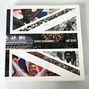 Olympic Games 2012 London Official Adidas Shoes Handbook World Athlete History