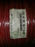 1000 Feet New Belden Wire 4 Conductor 14 Awg Solid Shielded Fire Alarm Cable