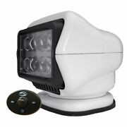 Golight Led Stryker Searchlight W/wired Dash Remote Permanent Mount White 30204