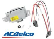 Acdelco 15-81773 Gm Original Heating And Air Conditioning Blower Control Module