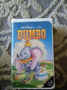 Dumbo The Fox And The Hound And More Vhs Disney Black Diamond Edition